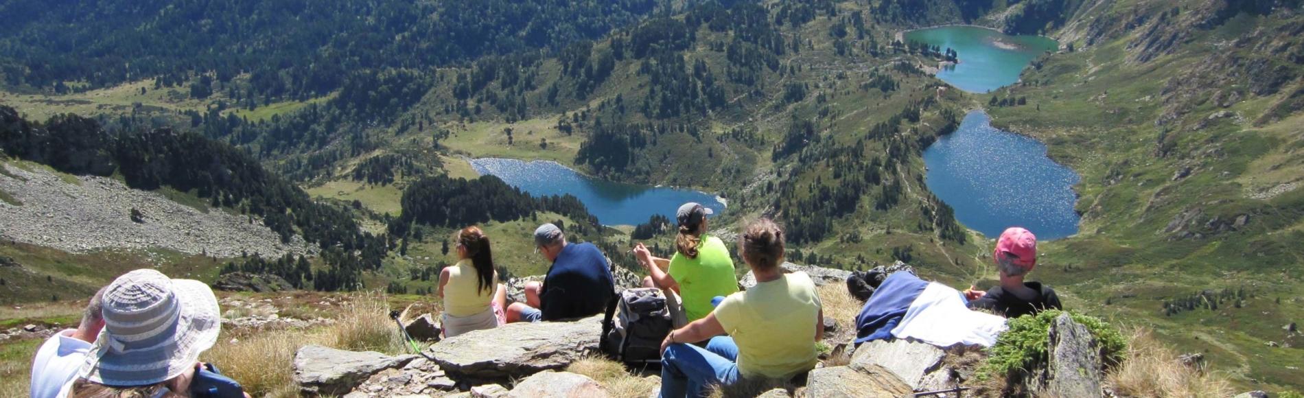 De tre søer